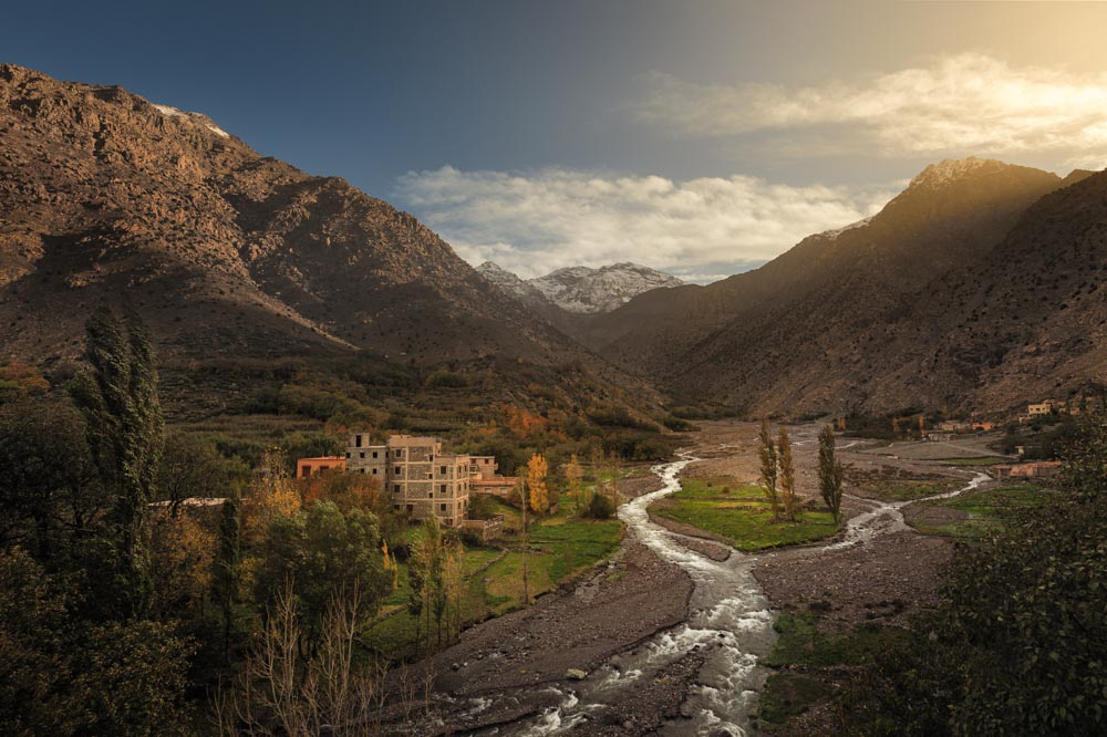 Imlil and High Atlas Mountains Full Day Trip