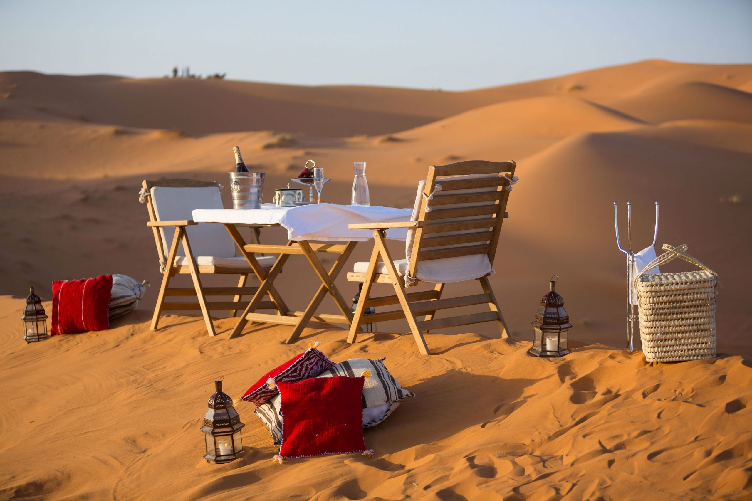 4 Days from Marrakech to Fes via Sahara desert