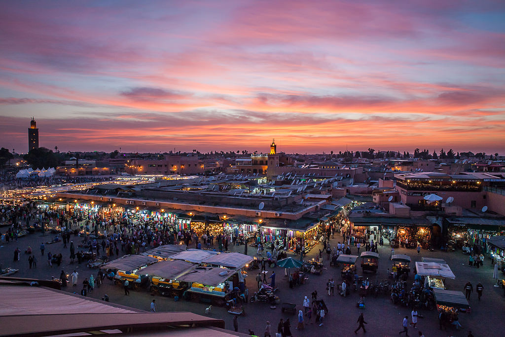 8 Days - New Years' Eve in Morocco