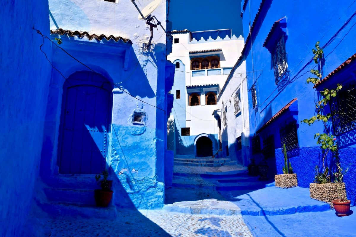 10 days from Casablanca to sahara desert via Chefchaouen