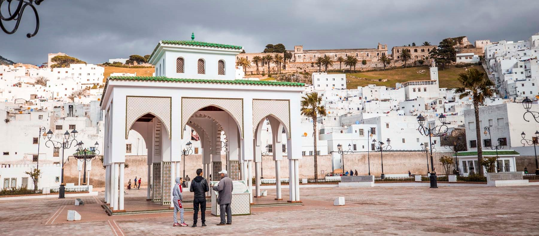 8 Days tour from Tangier to Sahara via Chefchaouen
