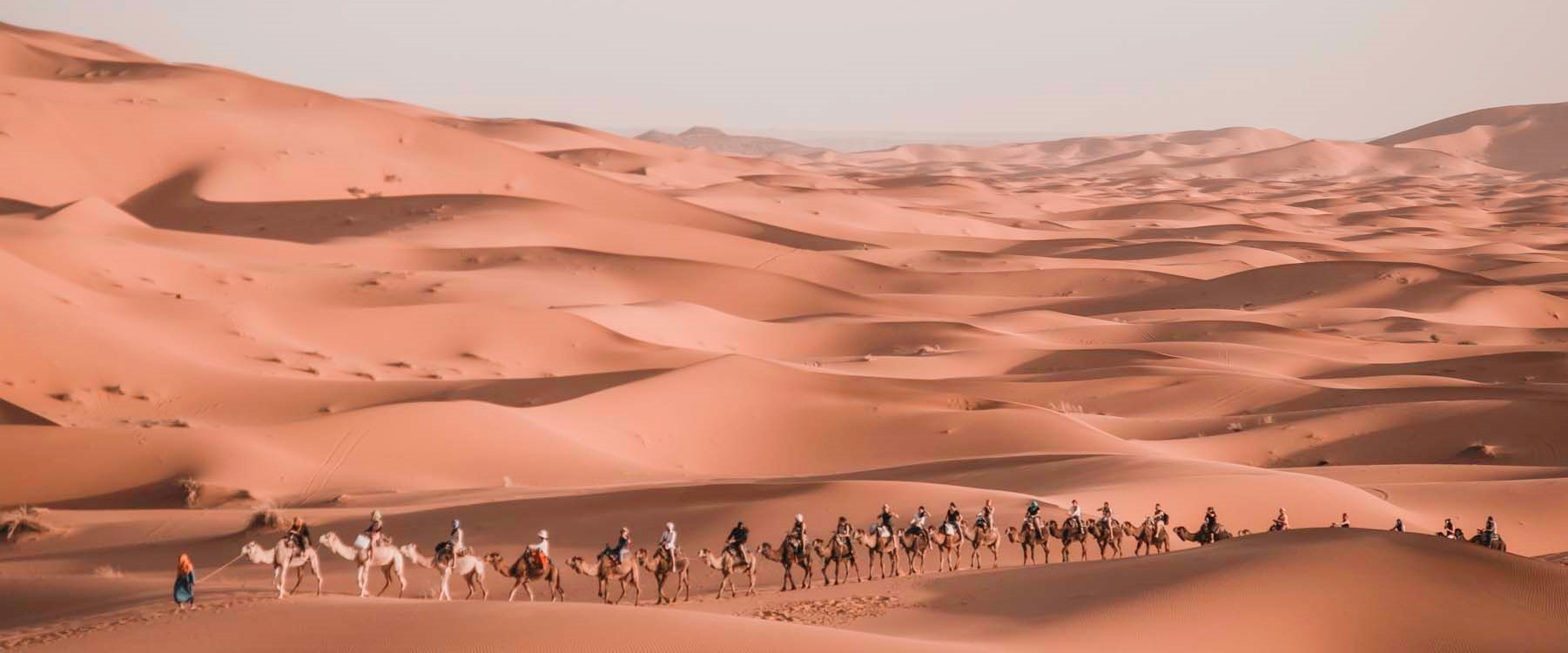 6 Days from Marrakech - Authentic desert tour