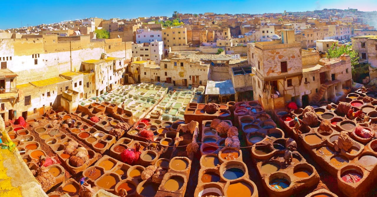 5 Days from Casablanca to Chefchaouen