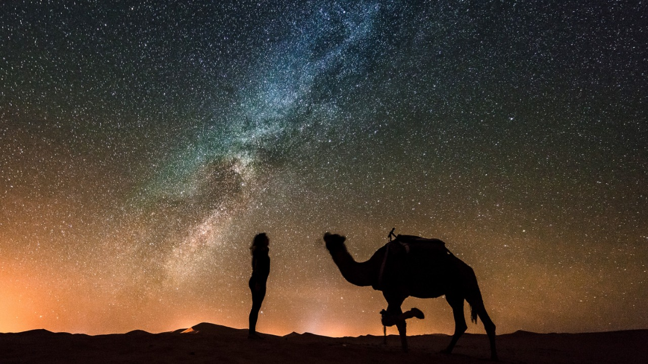 5 Days stargazing desert tour from Marrakech