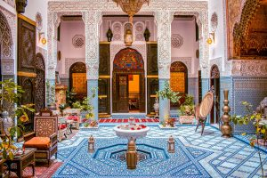 luxury riads in Morocco